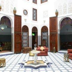 Отель Riad La Perle De La Médina Марокко, Фес - отзывы, цены и фото номеров - забронировать отель Riad La Perle De La Médina онлайн питание фото 3