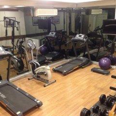 Отель Ferman фитнесс-зал фото 2