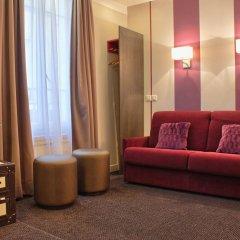 Отель Hôtel Lion d'Or Louvre Франция, Париж - 2 отзыва об отеле, цены и фото номеров - забронировать отель Hôtel Lion d'Or Louvre онлайн комната для гостей