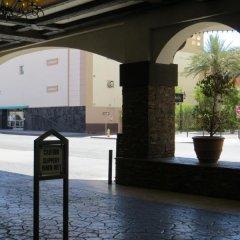 Отель El Cortez Hotel & Casino США, Лас-Вегас - 1 отзыв об отеле, цены и фото номеров - забронировать отель El Cortez Hotel & Casino онлайн приотельная территория