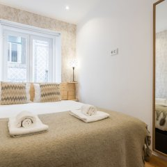 Апартаменты Liberty Patio Two-Bedroom Apartment w/ Patio - by LU Holidays комната для гостей фото 5