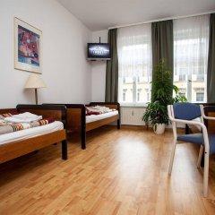 Отель Space School & Online Hotel Германия, Лейпциг - отзывы, цены и фото номеров - забронировать отель Space School & Online Hotel онлайн комната для гостей фото 5