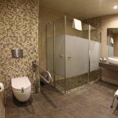 Notre Dame Center Израиль, Иерусалим - 1 отзыв об отеле, цены и фото номеров - забронировать отель Notre Dame Center онлайн ванная фото 2