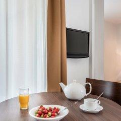 Отель Aparthotel Adagio access Paris Quai d'Ivry 3* Студия с различными типами кроватей фото 6