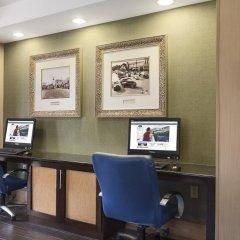 Отель Hampton Inn Memphis/Collierville интерьер отеля фото 3
