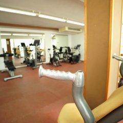 Отель Grupotel Taurus Park фитнесс-зал фото 2