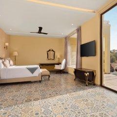 Отель Ramada Resort Kumbhalgarh комната для гостей