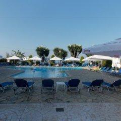 Hotel Mediterrane бассейн фото 3
