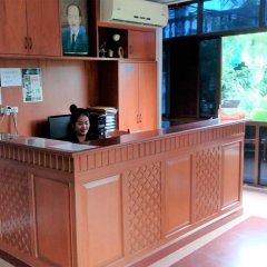PJ Phuket Town Hotel интерьер отеля