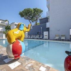 Отель Residence Filmare Италия, Риччоне - отзывы, цены и фото номеров - забронировать отель Residence Filmare онлайн детские мероприятия