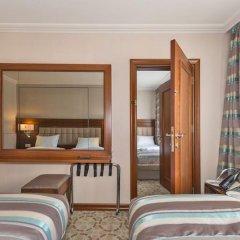 Отель BEKDAS DELUXE 4* Номер Делюкс с двуспальной кроватью