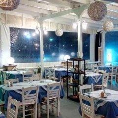 Отель Beach Amaryllis Греция, Агистри - отзывы, цены и фото номеров - забронировать отель Beach Amaryllis онлайн питание фото 2