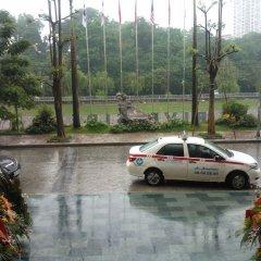 Riverside Hanoi Hotel парковка