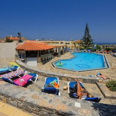 Отель Villa Mare Monte ApartHotel бассейн фото 2