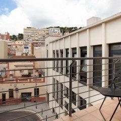 Отель Gracia Apartments Испания, Барселона - отзывы, цены и фото номеров - забронировать отель Gracia Apartments онлайн балкон