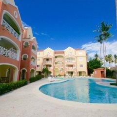 Отель El Dorado Bavaro Home Доминикана, Пунта Кана - отзывы, цены и фото номеров - забронировать отель El Dorado Bavaro Home онлайн бассейн