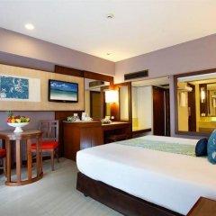 Patong Merlin Hotel 4* Стандартный номер с различными типами кроватей фото 11