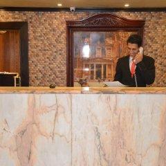 Отель Amra Palace International Иордания, Вади-Муса - отзывы, цены и фото номеров - забронировать отель Amra Palace International онлайн интерьер отеля