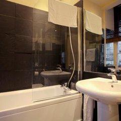 Отель Rab Has Великобритания, Глазго - отзывы, цены и фото номеров - забронировать отель Rab Has онлайн ванная фото 2