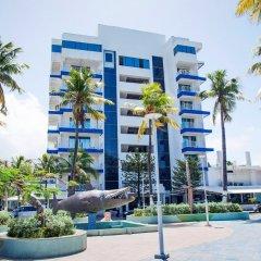 Отель Sol Caribe Sea Flower Колумбия, Сан-Андрес - отзывы, цены и фото номеров - забронировать отель Sol Caribe Sea Flower онлайн бассейн