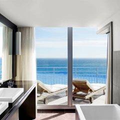 Отель Le Meridien Nice Франция, Ницца - 11 отзывов об отеле, цены и фото номеров - забронировать отель Le Meridien Nice онлайн ванная