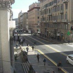 Отель Bel Soggiorno Генуя балкон