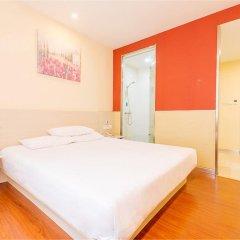 Отель Hanting Express Hangzhou Shiqiao Road Китай, Ханчжоу - отзывы, цены и фото номеров - забронировать отель Hanting Express Hangzhou Shiqiao Road онлайн комната для гостей фото 5