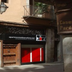 Отель AinB Picasso - Corders Испания, Барселона - отзывы, цены и фото номеров - забронировать отель AinB Picasso - Corders онлайн парковка