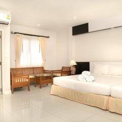 Отель Airport Mansion Phuket Таиланд, пляж Май Кхао - 1 отзыв об отеле, цены и фото номеров - забронировать отель Airport Mansion Phuket онлайн комната для гостей фото 3