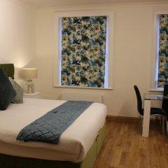 Апартаменты Angel Apartments- Islington Лондон комната для гостей фото 2