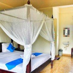 Отель Balangan Sea View Bungalow комната для гостей