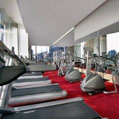 Отель Somerset Park Suanplu Бангкок фитнесс-зал