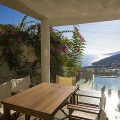 Villa Swan Турция, Калкан - отзывы, цены и фото номеров - забронировать отель Villa Swan онлайн приотельная территория