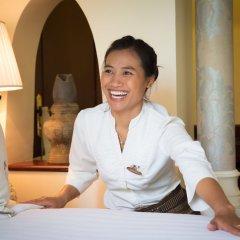 Отель The Luang Say Residence спа