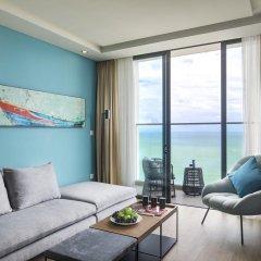 Отель Citadines Bayfront Nha Trang комната для гостей