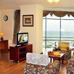 Yasaka Saigon Nha Trang Hotel интерьер отеля фото 2
