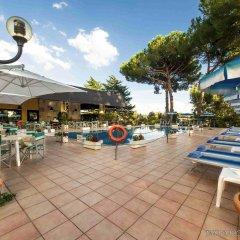 Отель Holiday Inn Rome Aurelia бассейн фото 2
