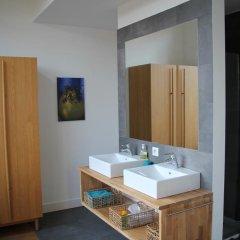 Отель B&B Le Verger Бельгия, Брюссель - отзывы, цены и фото номеров - забронировать отель B&B Le Verger онлайн ванная