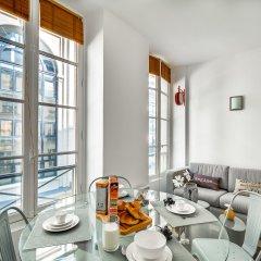 Отель Sweet Inn Rue D'Enghien питание