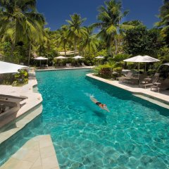 Отель Castaway Island Fiji бассейн