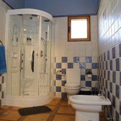Отель El rincón de Cabañeros ванная