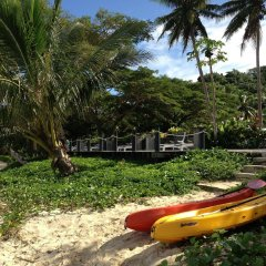Отель Wellesley Resort Фиджи, Вити-Леву - отзывы, цены и фото номеров - забронировать отель Wellesley Resort онлайн приотельная территория