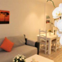 Отель Apartamento Sol del Mar Mediterraneo Фуэнхирола комната для гостей фото 2