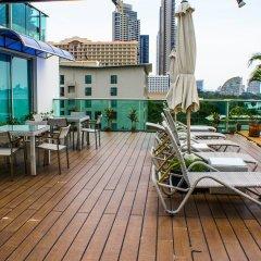 Отель Laguna Heights Pattaya Таиланд, Паттайя - отзывы, цены и фото номеров - забронировать отель Laguna Heights Pattaya онлайн бассейн фото 2