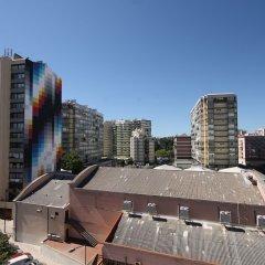 Отель 02 Nice Flat by Quinta das Conchas балкон