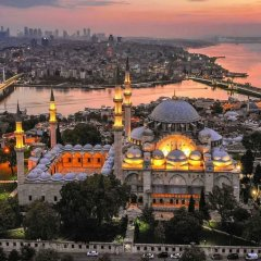 Отель Amiral Palace Стамбул пляж