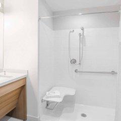 Отель Microtel Inn & Suites by Wyndham Cuauhtemoc ванная