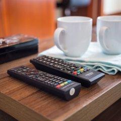 Апартаменты The Manor Luxury 1BR Apartment Center развлечения