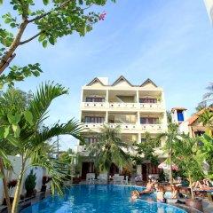 Отель Hai Yen Resort с домашними животными