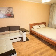 Апартаменты Flats of Moscow Apartment Domodedovskaya 33 комната для гостей фото 3